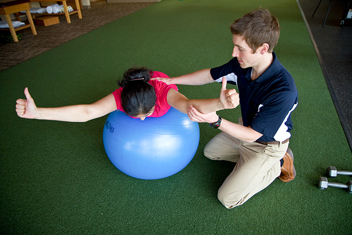 Physical Therapist Image